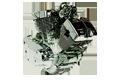 Двигатель 2V68FMQ