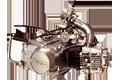 Двигатель 1Р39FMB-С