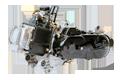 Двигатель 1P52QMI-2B